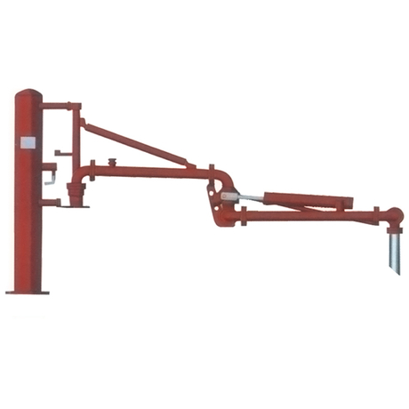 AL1402F1 top loading arm