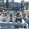LNG loading skid