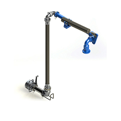 AL1204 bottom loading arm